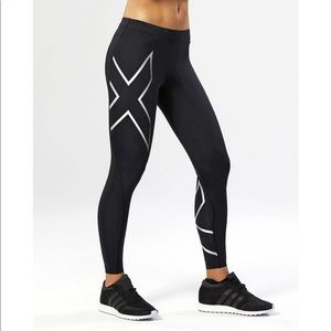 2XU FULL LENGTH COMPRESSION TIGHTS